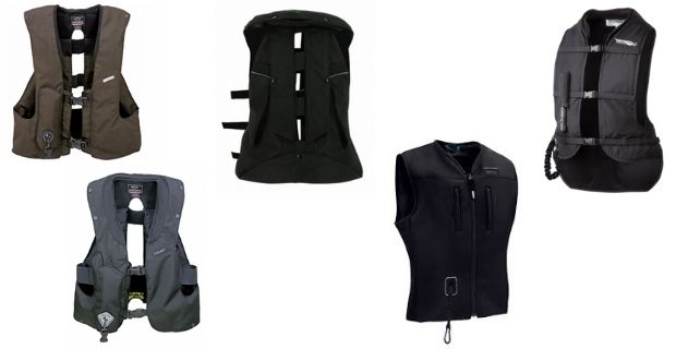Comparatif top 5 Airbag equitation: Guide de choix !